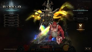 Diablo 3 2.5.0 PTR/Season 10 Speed WW Barb