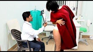 Crazy Doctor    पहले इजेक्शन ठोका और फिर। .....     DESI COMEDY MAZAA