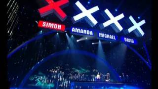 getlinkyoutube.com-Britain's Got Talent  2011: Gay and Alan - Handbells