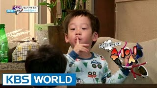 getlinkyoutube.com-The Return of Superman - Lee Seojun's morning interview