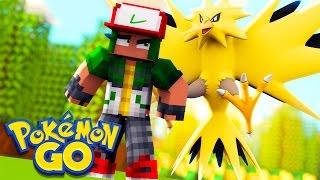Pokemon Go in Minecraft - Pokemon Vanilla World #4 'MORE SHINY POKEMON!' (PokeFind)