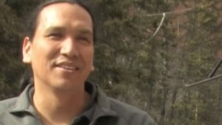 getlinkyoutube.com-Interview with Michael Greyeyes | 2014 The Summit