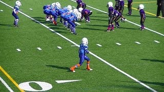 getlinkyoutube.com-Julian Mason - 2013 Youth Football Highlights