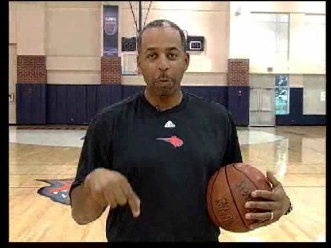 Dell Curry Free Throw Clinic