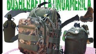 getlinkyoutube.com-Kit de Supervivencia para 24 horas en la selva