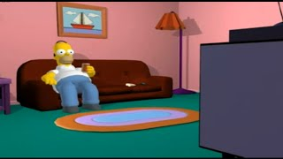 getlinkyoutube.com-The Simpsons - Full Episode 1 The Simpsons Hit and Run