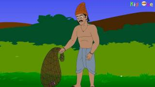 getlinkyoutube.com-Little Fish || Telugu Animated Moral Stories For Children || KidsOne