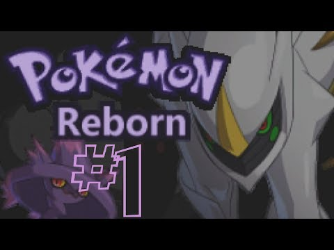 Post-Apocalyptic Pokémon | Pokémon Reborn Let's Play Ep 1