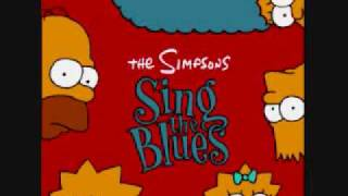 getlinkyoutube.com-The Simpsons Sing the Blues: I Love to See You Smile by Homer and Marge Simpson