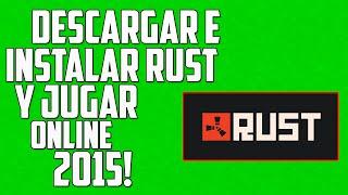 getlinkyoutube.com-Como Descargar E Instalar Rust y Jugar Online 2015!