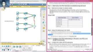 getlinkyoutube.com-8.3.1.4 Packet Tracer - Implementing a Subnetted IPv6 Addressing Scheme