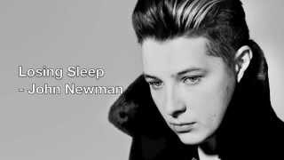 getlinkyoutube.com-John Newman - Losing Sleep (LYRICS)