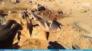 getlinkyoutube.com-يستخرج التبو الذهب الخام الموجود في صحراء جنوب ليبيا