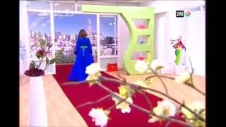 getlinkyoutube.com-Sabahiyat 2M avec Siham El Habti Octobre 2014