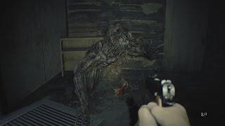 getlinkyoutube.com-Resident Evil 7 Killing The Mold Zombie Horror 2017