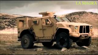 getlinkyoutube.com-Oshkosh Tactical Vehicle New Humvee - Demonstration
