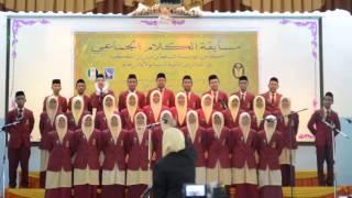 getlinkyoutube.com-Kalam Jamaie Piala Diraja Sultan Mizan SM Imtiaz Kuala Terengganu