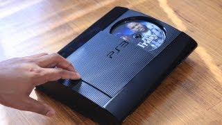 getlinkyoutube.com-Unboxing: Sony PS3 Super Slim