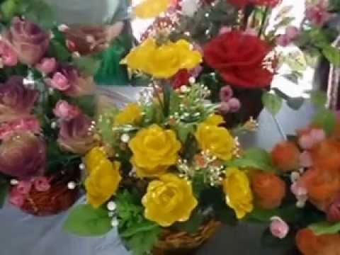 42 cara membuat kelopak bunga ros bunga sabun