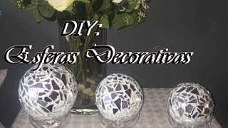 getlinkyoutube.com-DIY: Esferas Decorativas