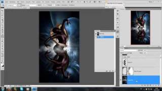 getlinkyoutube.com-Photoshop Tutorial CS4 Composing German Deutsch