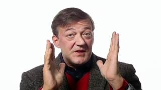 Big Think Interview With Stephen Fry width=
