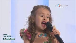 Evelina Rusu singing Mamma Maria on Matinalii TVR MOLDOVATV 05132018
