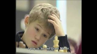 getlinkyoutube.com-Magnus Carlsen Becomes the World's Youngest Grandmaster (at the time)