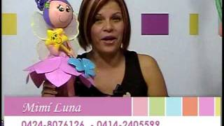 getlinkyoutube.com-DETALLES MAGICOS con MimiLuna Invitada Ysabel Gonzales FOAMY parte 1