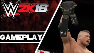 getlinkyoutube.com-WWE 2K16 : CHAMPIONSHIP CELEBRATIONS!