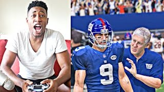 MADDEN 16 Draft Champions Gameplay - Drew Brees Is The GOAT Throwing DOT ON DOTS !