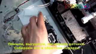 getlinkyoutube.com-Разборка Brother DCP 6690CW. Ошибка 50 (Dismantling Brother DCP 6690CW. Error 50)