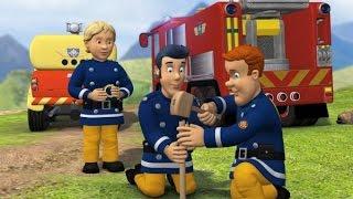 getlinkyoutube.com-🚒🔥 Feuerwehrmann Fireman Sam New Episodes - Best Rescues Season 10 🚒 175 + Toys