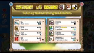 getlinkyoutube.com-Santuario de Cria   Combinaciones - Dragon City