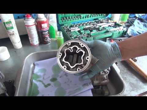 Ремонт компрессора на Opel. Ремонт компрессора на Opel в СПб.