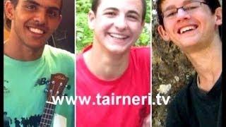 """getlinkyoutube.com-מידע על הנערים החטופים מפי הרב ניר בן ארצי שליט""""א"""