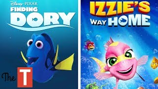 10 Animated Movies That Copied Disney