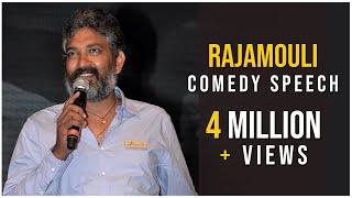 getlinkyoutube.com-Rajamouli Comedy Speech  - Dikkulu Choodaku Ramayya Audio Launch Live