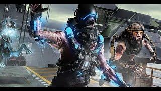 "getlinkyoutube.com-COD Advanced Warfare EXO-ZOMBIES DESCENT EASTER EGG ENDING ""DOUBLE FEATURE MODE Guide/Tutorial!"" DLC"