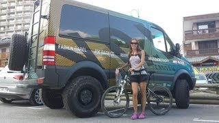 getlinkyoutube.com-Mercedes Benz Sprinter 4x4 Iglhaut