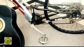 Saindo faísca com o pedal da bike ? // #BikeFixa