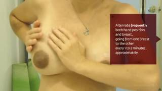 getlinkyoutube.com-Breast Milk Hand Expression - Breast Time of Life