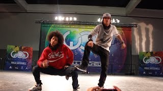 getlinkyoutube.com-Les Twins | World Of Dance 2012 |
