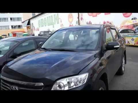 Замена аккумулятора Toyota RAV4