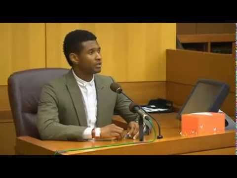 Usher/Tameka Foster Emergency Custody Hearing - Part 2