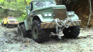 RC FRED'S TOW TRUCK SERVICE to the rescue