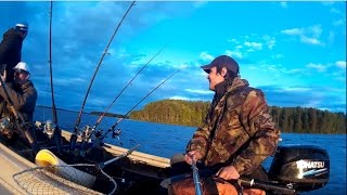 карелия отдых рыбалка мое видео