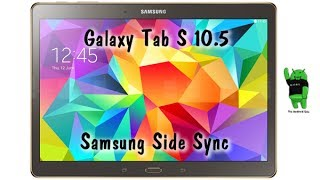 getlinkyoutube.com-Samsung SideSync - Mirroring Your Phone to Your Tablet