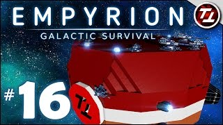 Empyrion: Galactic Survival Gameplay - #16 - First Galactic Warp!