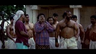 Sadhu kokila comedy scene with body builders | Kannada Comedy Scenes | Neelakanta Kannada Movie